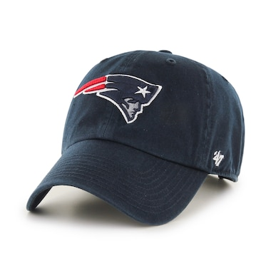 Ladies' New England Patriots NFL Clean Up Team Cap