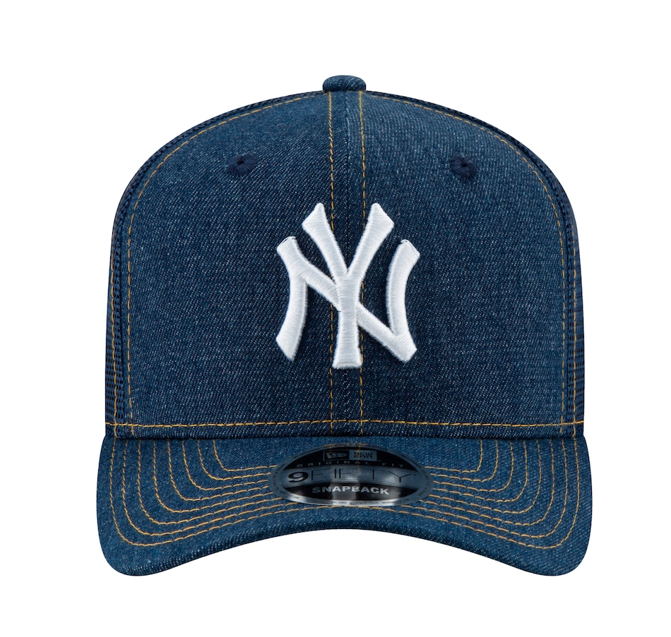 Image 665920.jpg , Product 665-920 / Price $49.99 , New York Yankees MLB Denim Stitched Duo 9FIFTY Cap from 47 Brand on TSC.ca's Sports department