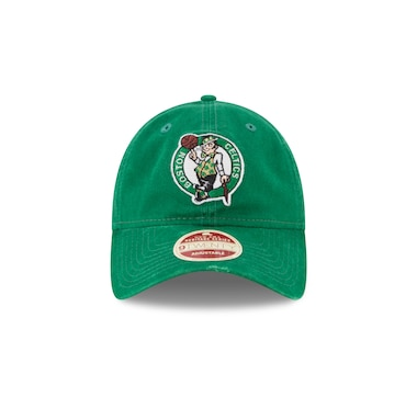 Boston Celtics NBA Rugged Patcher 9TWENTY Cap