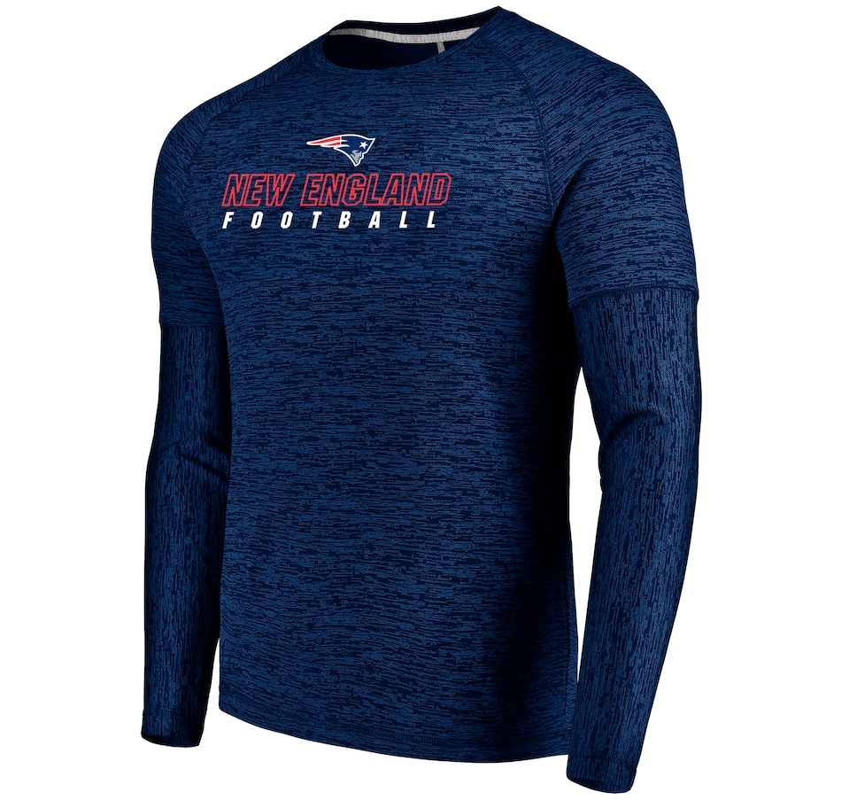 Image 666092.jpg , Product 666-092 / Price $59.99 , New England Patriots NFL Ultra Streak Long-Sleeve Pullover from Majestic on TSC.ca's Health & Fitness department