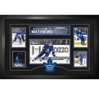 45dd6c482 Auston Matthews Toronto Maple Leafs… Photo Collage - TSC Exclusive