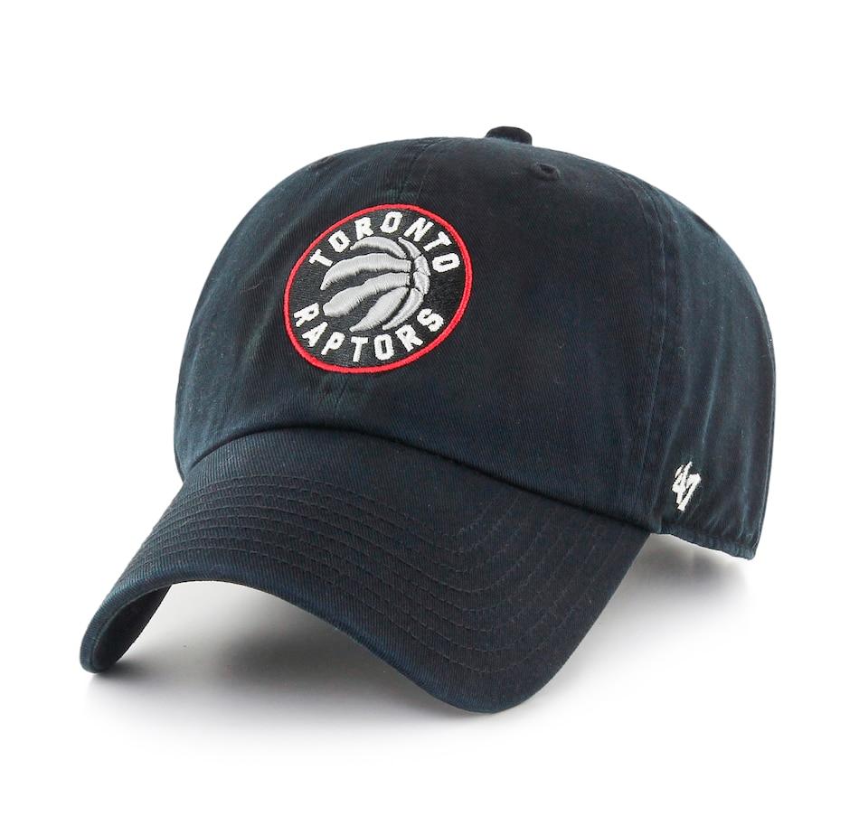 Image 666343.jpg , Product 666-343 / Price $34.99 , Toronto Raptors NBA Clean Up Team Cap  on TSC.ca's Sports department