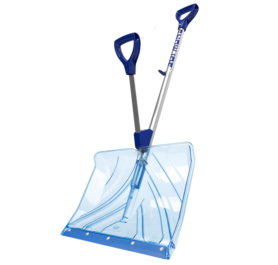"Image 666481.jpg , Product 666-481 / Price $59.95 , Snow Joe Shovelution 18"" Polycarbonate Snow Shovel with Spring-Assisted Handle from Snow Joe on TSC.ca's Home & Garden department"