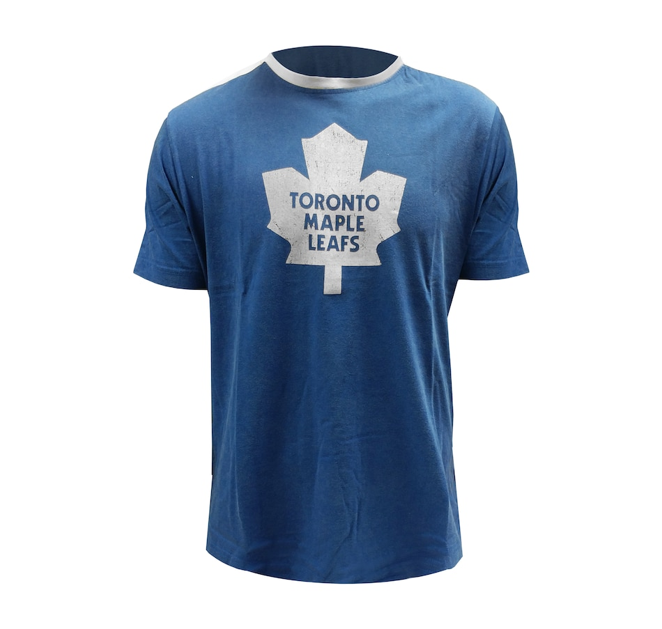 Image 666620.jpg , Product 666-620 / Price $44.99 , Toronto Maple Leafs NHL Remote Control Tee  on TSC.ca's Sports department