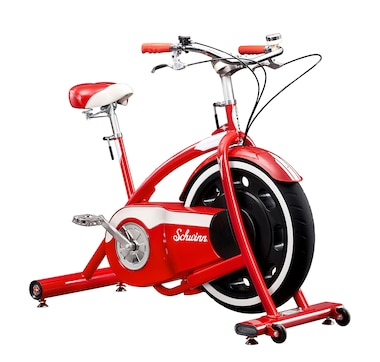 Classic Schwinn Cruiser Stationary Bike
