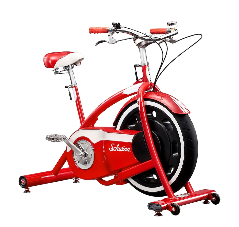 Image 666855.jpg , Product 666-855 / Price $999.00 , Classic Schwinn Cruiser Stationary Bike  on TSC.ca's Health & Fitness department