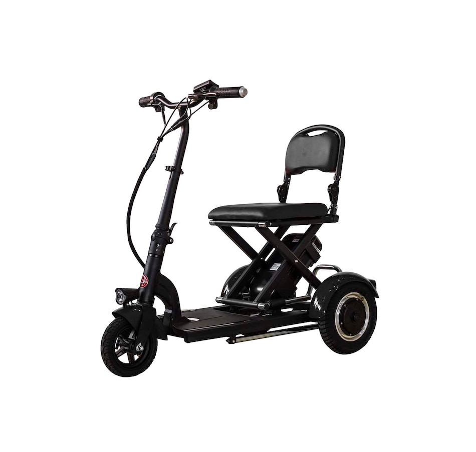 Image 666870_BLK.jpg , Product 666-870 / Price $1,999.00 , Daymak Boomerbuggy Foldable Mobility Scooter from Daymak on TSC.ca's Home & Garden department