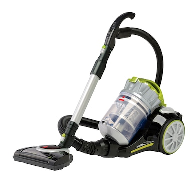 Bissell PowerClean Multi-Cyclonic Canister Vacuum with Motorized Power Foot