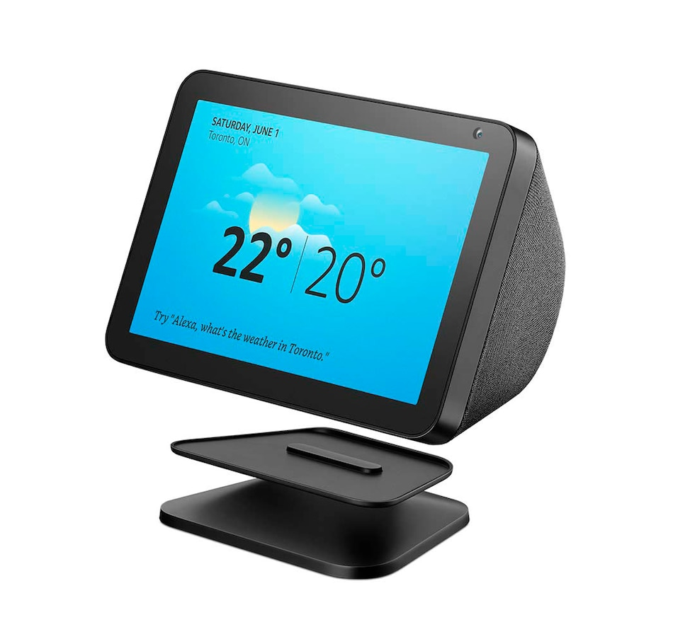 Image 671933_CHR.jpg , Product 671-933 / Price $34.99 , Echo Show 8 Adjustable Stand from Amazon on TSC.ca's Electronics department