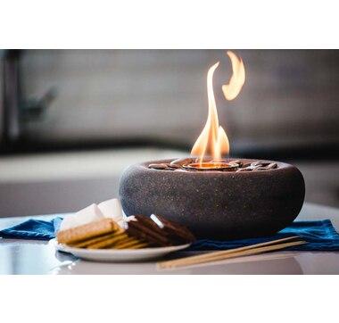 Terra Flame Fire Bowl (Zen)