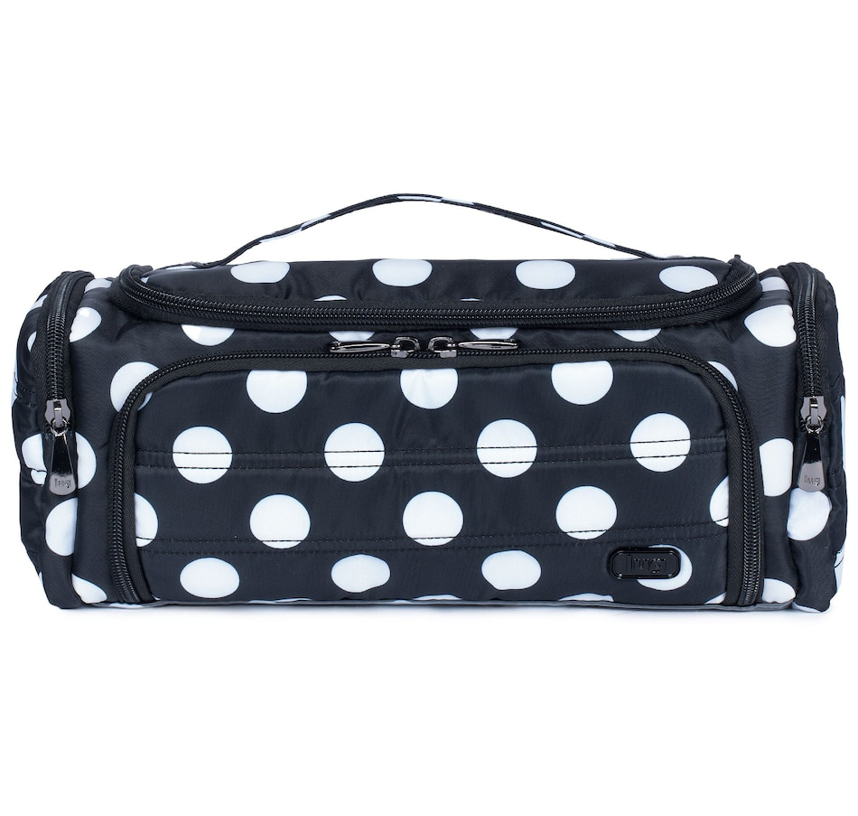 Image 677078_BKLDT.jpg , Product 677-078 / Price $65.00 , Lug Trolley Cosmetic Case from Lug on TSC.ca's Beauty department