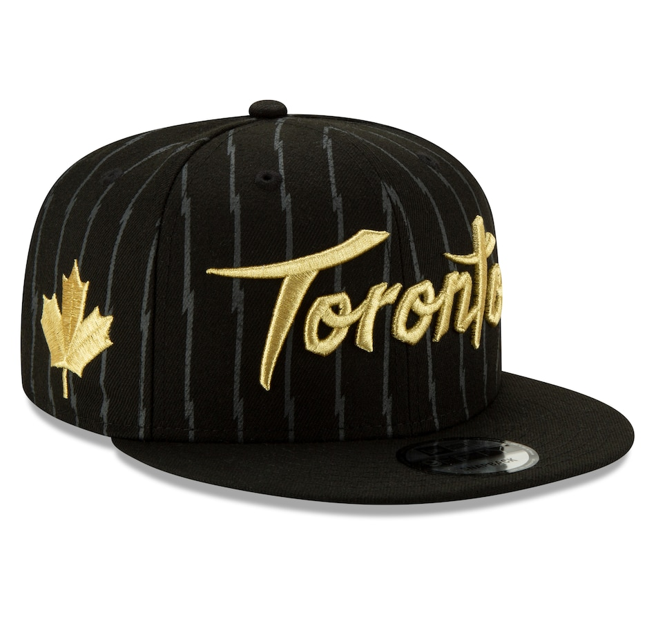 Image 678496.jpg , Product 678-496 / Price $49.99 , Men's Toronto Raptors NBA Authentics City Series Holiday Pack Striped 9FIFTY Snapback Cap  on TSC.ca's Sports department