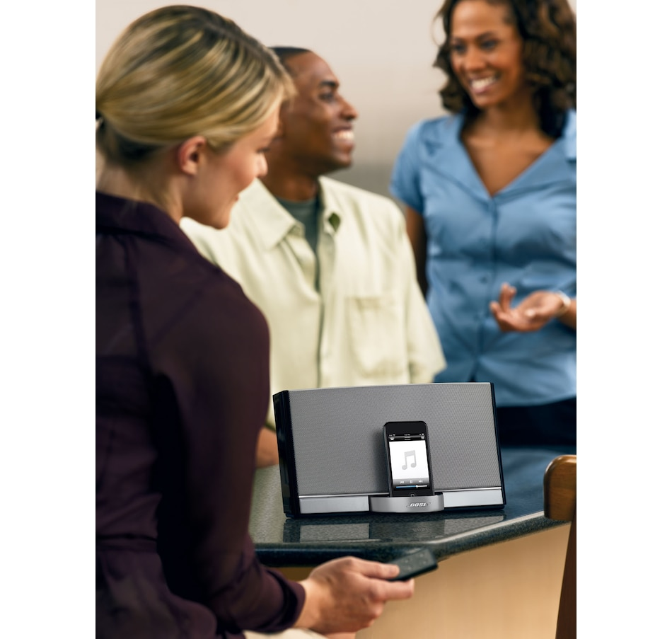Bose SoundDock Portable Digital Music System For iPod