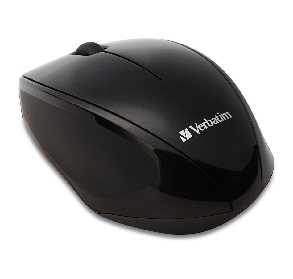 Image 685318.jpg , Product 685-318 / Price $26.02 , Verbatim Wireless Multi-Trac Blue LED Optical Mouse from Verbatim on TSC.ca's Electronics department