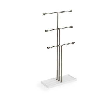 Trigem Jewellery Tree Nickel, Nickel White