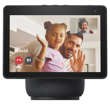 Echo Show 10 (3rd Gen) HD Smart Display with Motion and Alexa
