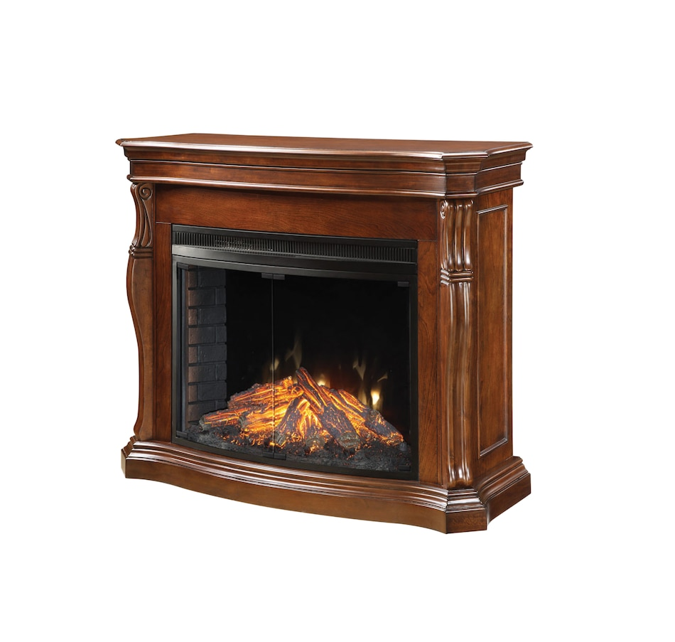 the best attitude 9b58d 38533 Greenway Electric Fireplace Mantel - Blythe, 33