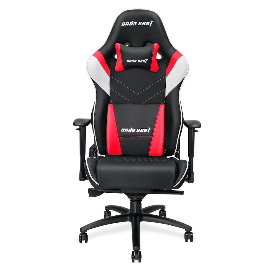 Image 691473.jpg , Product 691-473 / Price $349.99 , Anda Seat Assassin King Red High Back Ergonomic Gaming Chair  on TSC.ca's Electronics department