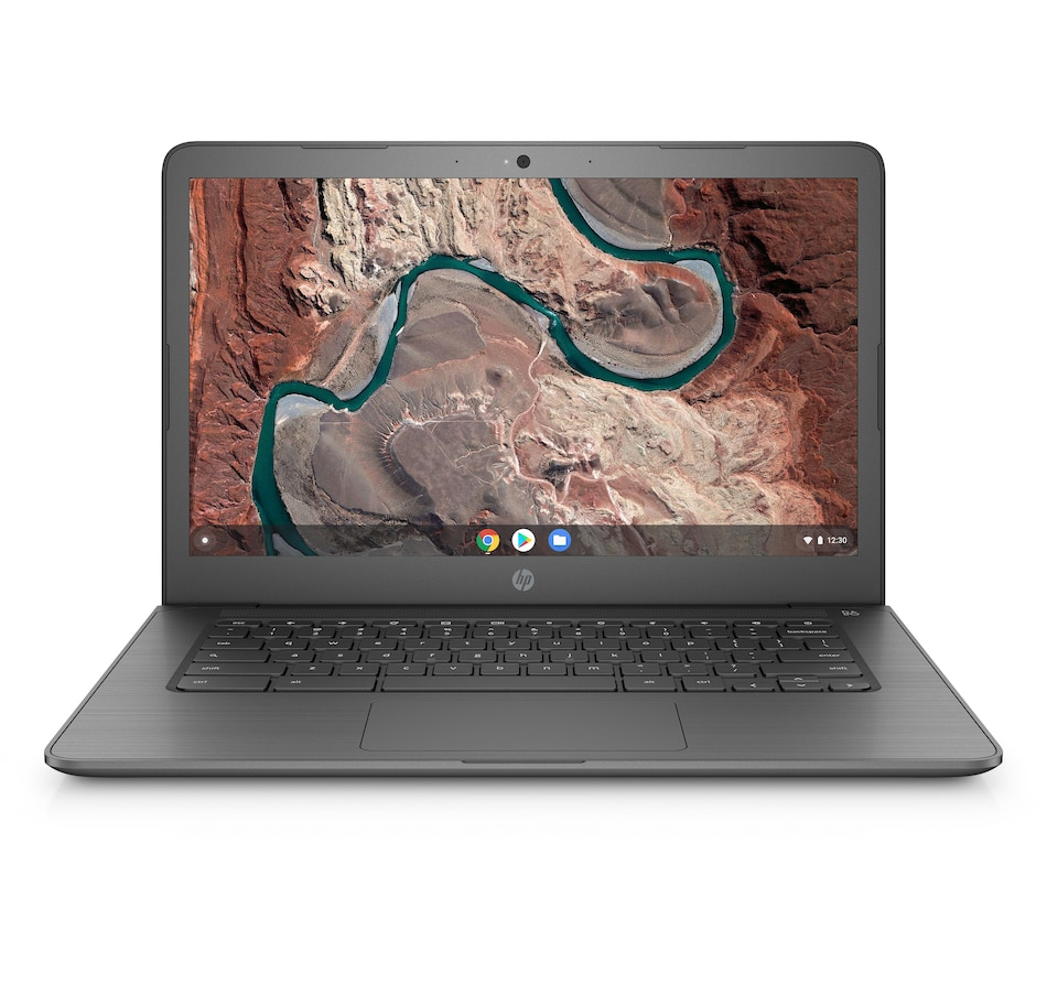 "Image 691545.jpg , Product 691-545 / Price $399.99 , HP 14"" Chromebook (AMD Dual-Core A4-9120C, 32GB eMMC, 4GB RAM, Chrome OS) from HP - Hewlett Packard on TSC.ca's Electronics department"