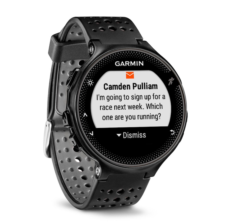 Image 691674_BLK.jpg , Product 691-674 / Price $249.99 , Garmin Forerunner 235 GPS Running Smart Watch with Connect IQ from Garmin on TSC.ca's Electronics department