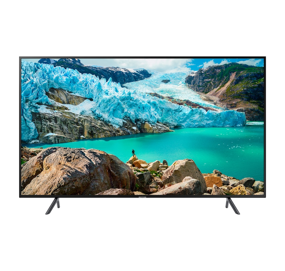 "Image 691748.jpg , Product 691-748 / Price $1,899.99 , Samsung 75"" 4K UHD HDR LED Tizen Smart TV (UN75RU7100FXZC) from Samsung on TSC.ca's Electronics department"