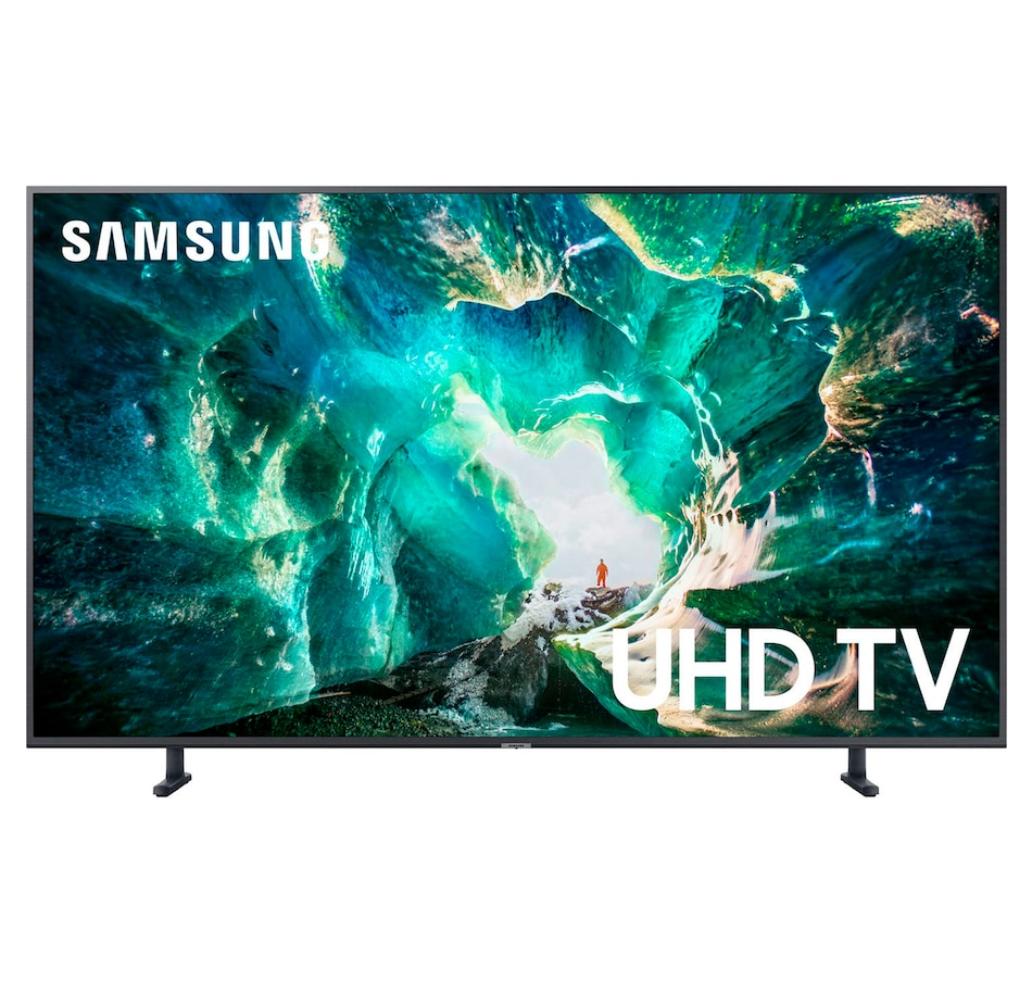 "Image 691759.jpg , Product 691-759 / Price $899.99 , Samsung 55"" 4K UHD HDR LED Tizen Smart TV (UN55RU8000FXZC) from Samsung on TSC.ca's Electronics department"