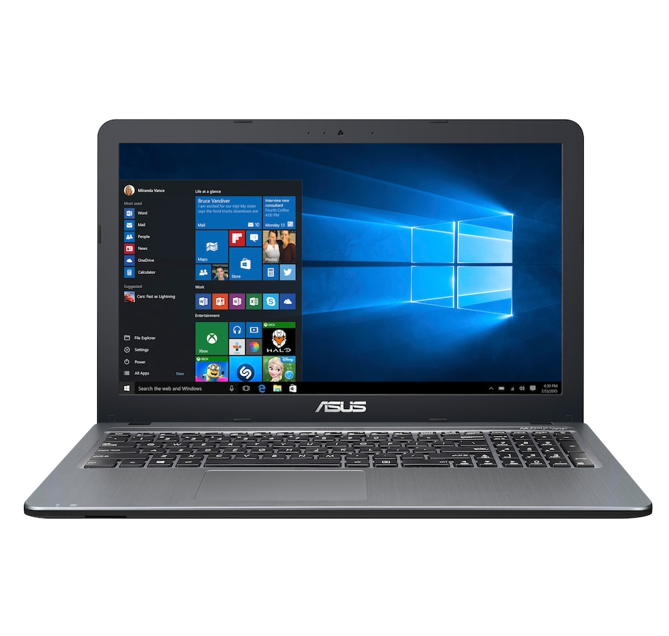 """Image 691881.jpg , Product 691-881 / Price $529.99 , ASUS Laptop X540BA RB94 15"""" Laptop (AMD A9-9425, Radeon R5, 8GB DDR4 RAM, 1TB HDD) from ASUS on TSC.ca's Electronics department"""