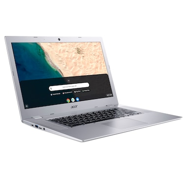 "Acer 15.6"" AMD A4 9120 64GB Chromebook with 2-Year Tech Support"