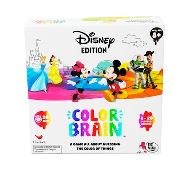 Big Potato - Disney Colour Brain