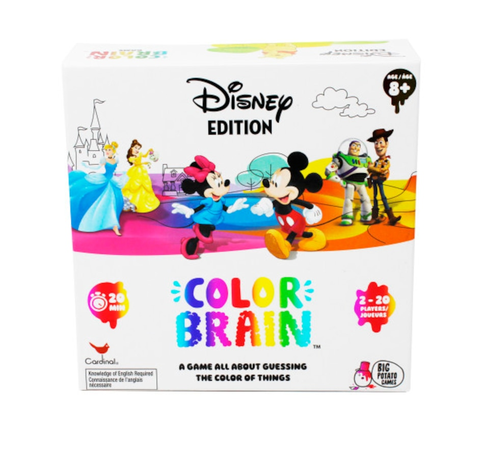 Image 691973.jpg , Product 691-973 / Price $32.99 , Big Potato - Disney Colour Brain  on TSC.ca's Home & Garden department