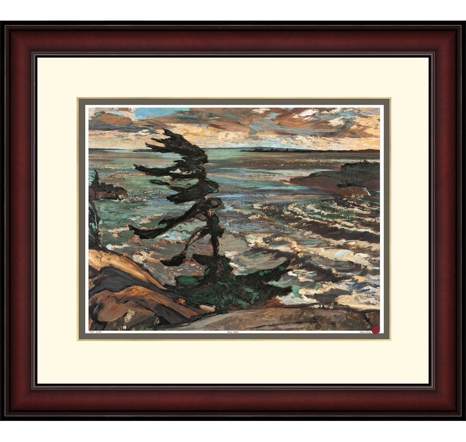 Image 697125.jpg , Product 697-125 / Price $159.99 , Stormy Weather by Fred Varley  on TSC.ca's Home & Garden department