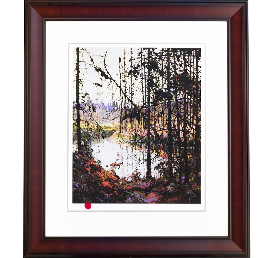 Image 697127.jpg , Product 697-127 / Price $159.99 , Northern River by Tom Thomson  on TSC.ca's Home & Garden department