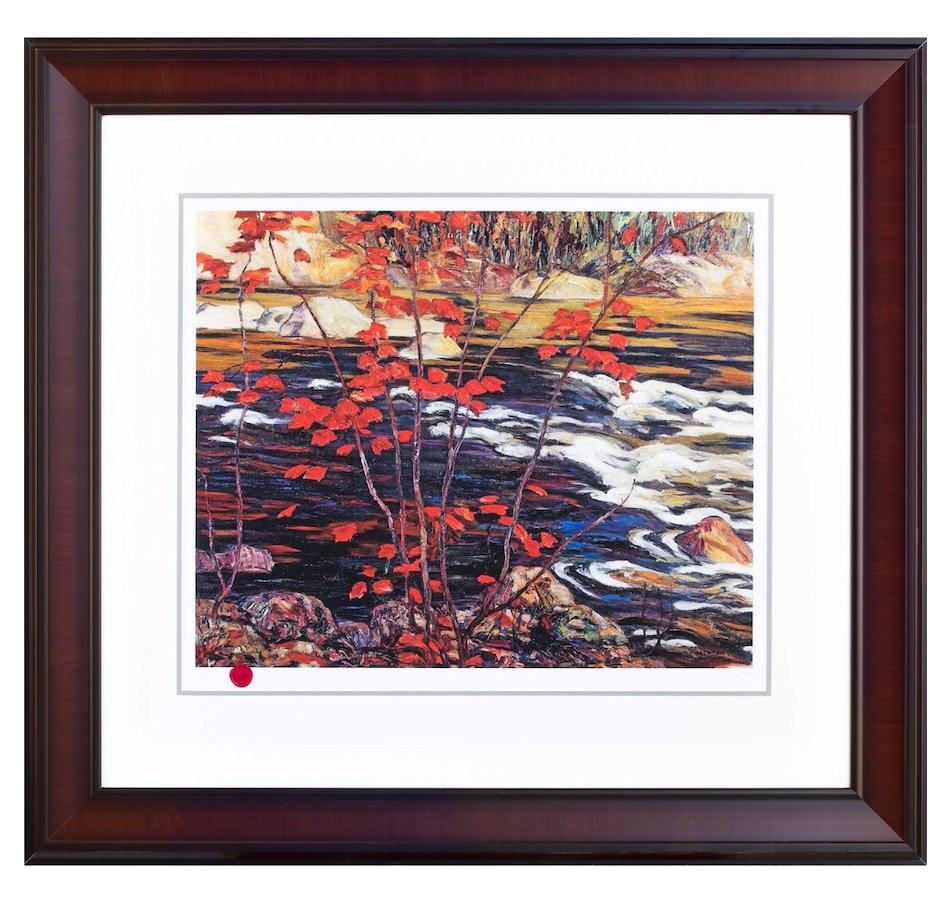 Image 697128.jpg , Product 697-128 / Price $159.99 , Red Maple By A.Y. Jackson  on TSC.ca's Home & Garden department