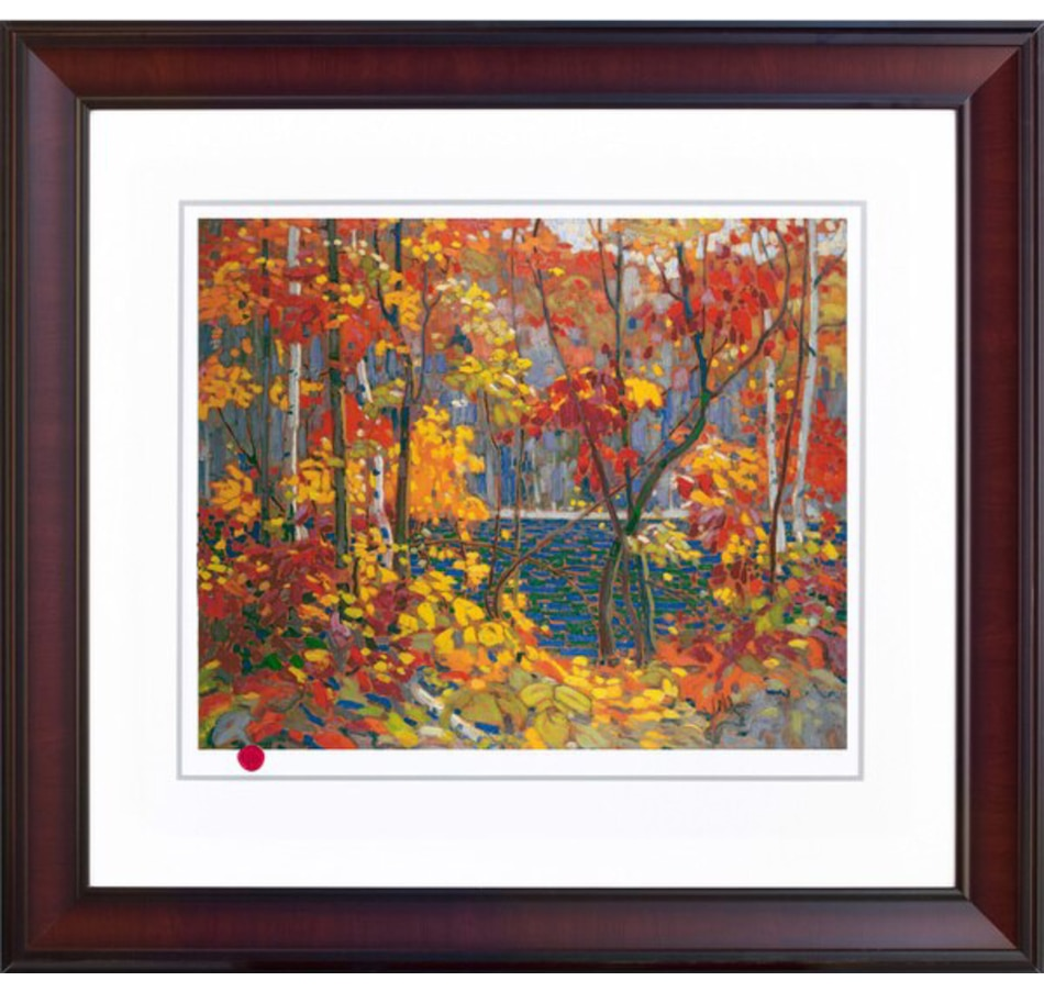 Image 697129.jpg , Product 697-129 / Price $159.99 , The Pool by Tom Thomson  on TSC.ca's Home & Garden department