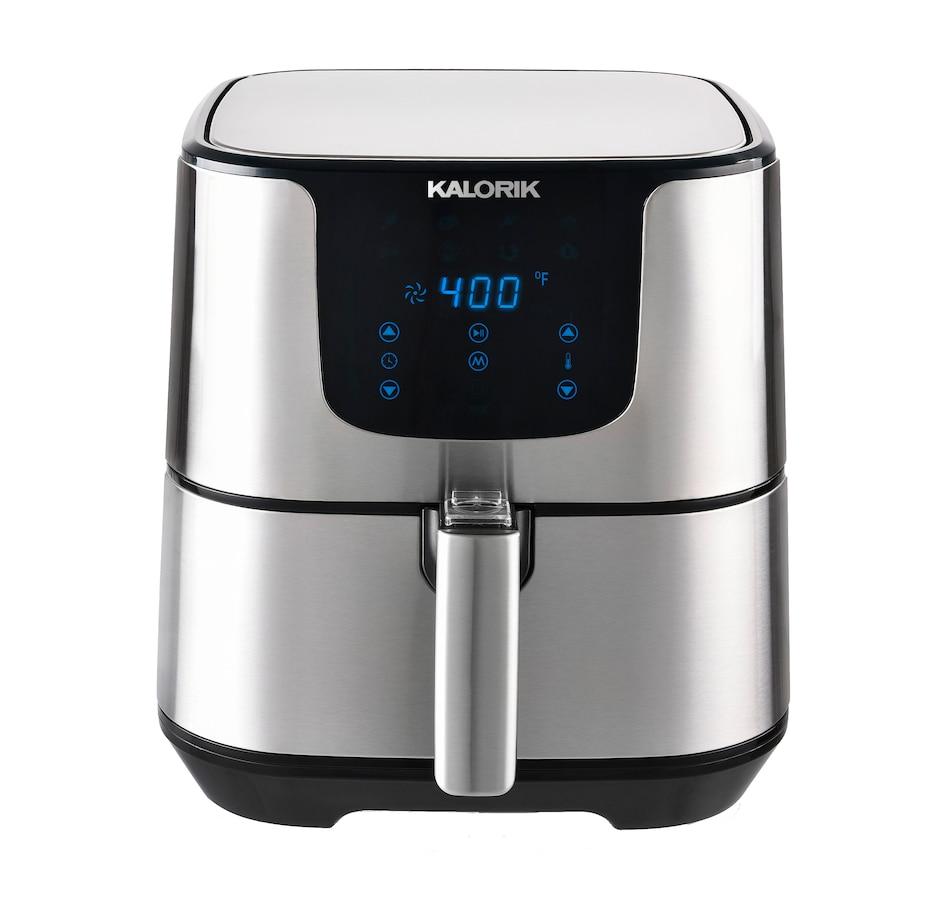 Image 698078.jpg , Product 698-078 / Price $154.99 , Kalorik 3.5-Quart Air Fryer Pro from Kalorik on TSC.ca's Kitchen department