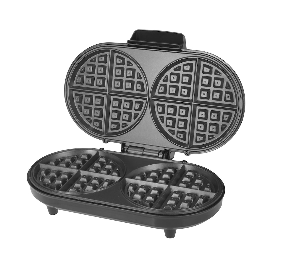 Image 698084.jpg , Product 698-084 / Price $54.99 , Kalorik Double Belgian Waffle Maker from Kalorik on TSC.ca's Kitchen department