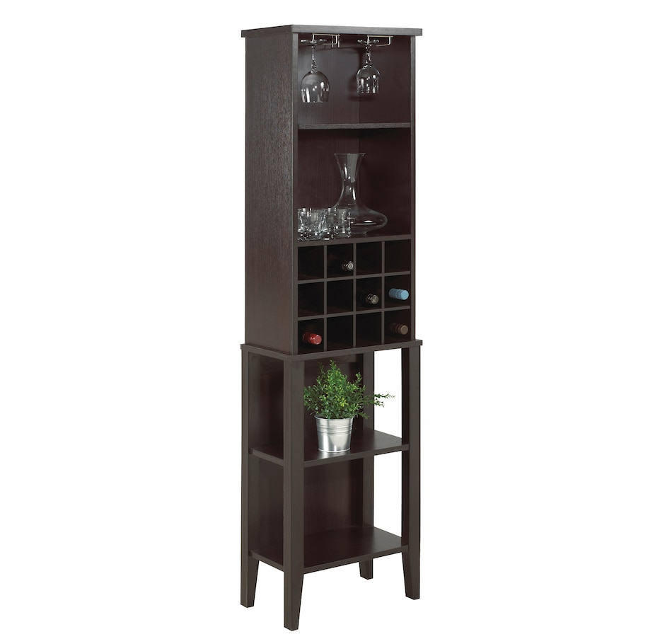 Image 698501.jpg , Product 698-501 / Price $256.50 , Brassex Wine Bar from Brassex on TSC.ca's Home & Garden department