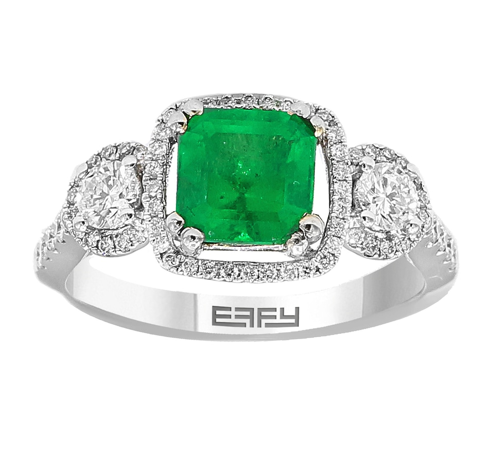 Image 702225.jpg , Product 702-225 / Price $12,299.99 , Effy 18K White Gold Ring from Effy Jewellery on TSC.ca's Jewellery department