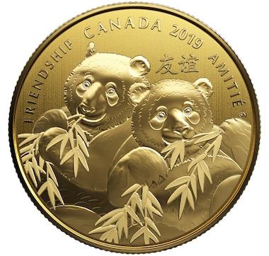 $8 Fine Silver Coin Pandas, a Golden Gift of Friendship