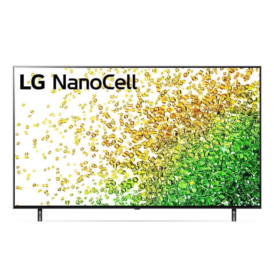 "Image 704711.jpg , Product 704-711 / Price $1,699.99 , LG NANO85 65"" 4K Smart NanoCell TV (65NANO85APA) from LG Electronics on TSC.ca's Electronics department"