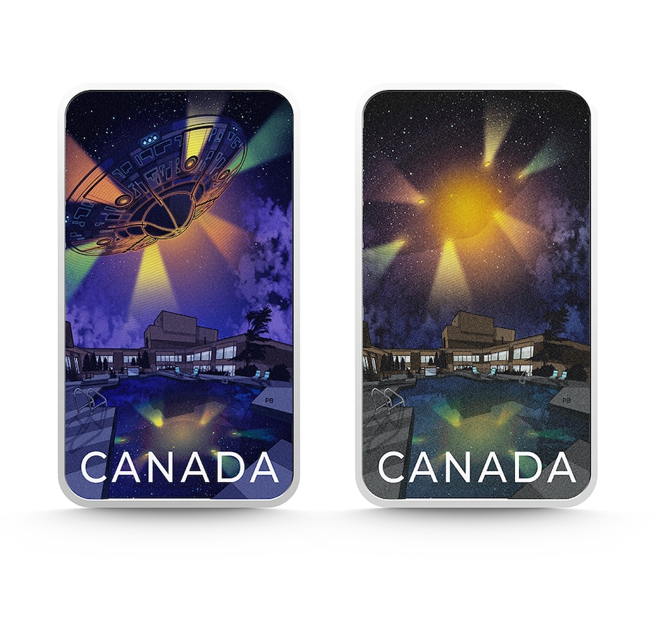 Image 705820.jpg , Product 705-820 / Price $129.95 , 2021 $20 Fine Silver Coin Canada's Unexplained Phenomena: The Montreal Incident from Royal Canadian Mint on TSC.ca's Coins department